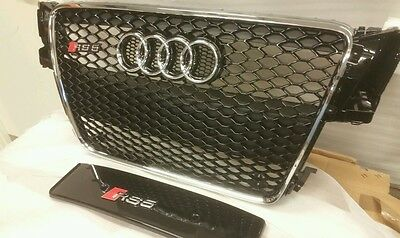AUDI RS5 GRILL A5 TO RS5 S5, High quality, SPECIAL OFFER NOW ON S LINE AUDI RS5