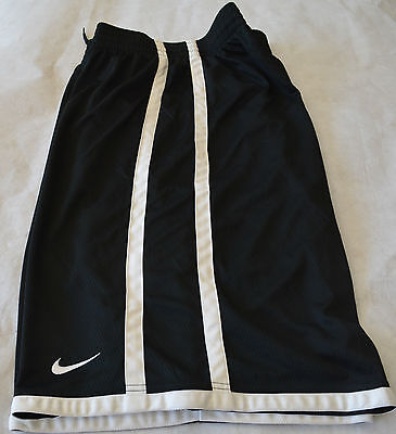 Nike Dri Fit Hustle Basketball Shorts Black Size Xxl Rrp £20