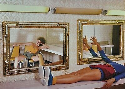 Guy Bourdin Offset Lithograph Photo Print 27x36 Vogue France 1978 Fashion Paris