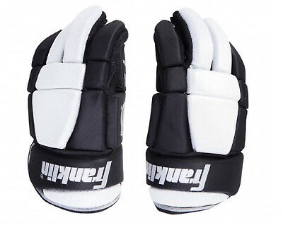 "Franklin Sports NHL Youth Junior Street Roller Hockey SX150 Gloves 11"" Inch"