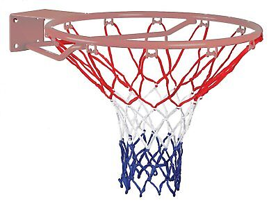 """Champion Red White Blue USA Replacement Basketball Net 21"""" 4mm - Colors May Vary"""