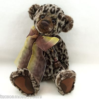 Are you looking for Charlie Bears Dottie Lottie? Retired piece from store stock.