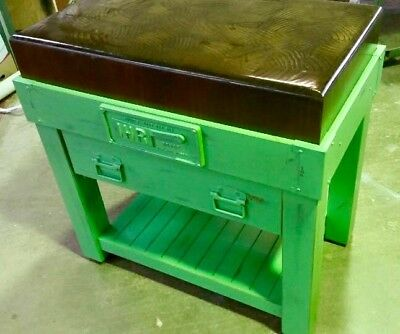Kitchen Island Bench Butchers Block Kitchen Table Country Rustic