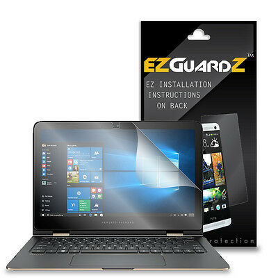 2X EZguardz LCD Screen Protector Cover HD 2X For HP Spectre X360 13T