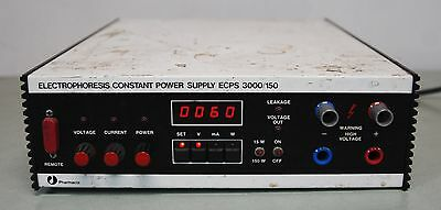 Pharmacia Electrophoresis Constant Power Supply ECPS 3000/150