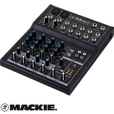 Mackie MIX 8 Compact 8 Channel personal Mixing desk