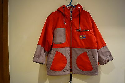 """absorba Paris"" Hooded Jacket Suit 4-6 Y/o Size 2"