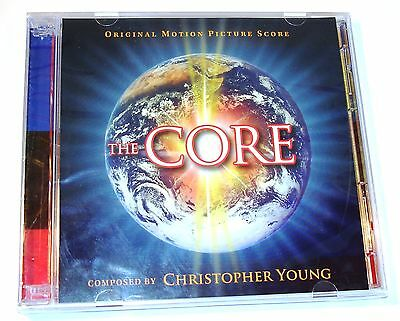 Christopher Young THE CORE 2 CD Set New and Sealed
