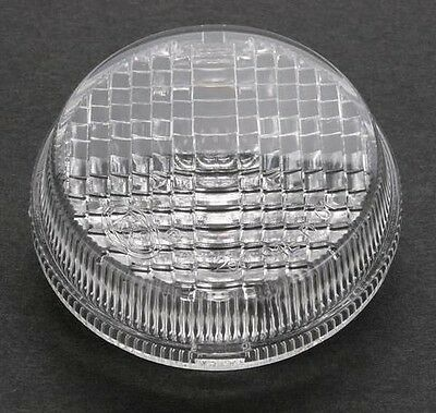 DOT Approved Turn Signal Replacement Lens K&S Technologies Clear 25-1250C