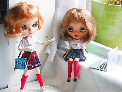 5 Pairs/Lot Doll socks Doll colored tube Doll accessories For 1/6 Dol