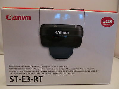 Brand New CANON  Canon ST-E3-RT Speedlite Transmitter for Speedlite 600EX-RT