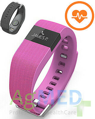 Braccialetto SMARTBAND | Bluetooth SmartWatch Orologio iPhone no Fitbit HR RATE!