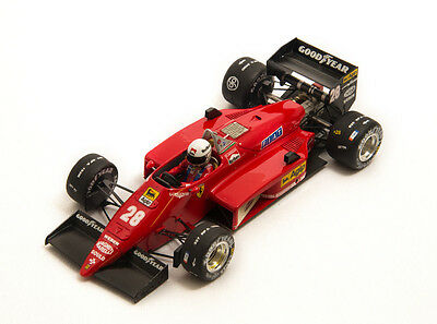 OSTORERO ODG191 156 85 René Arnoux GP Brasil 1/32 Slot Car NEW Hand-Made Italy