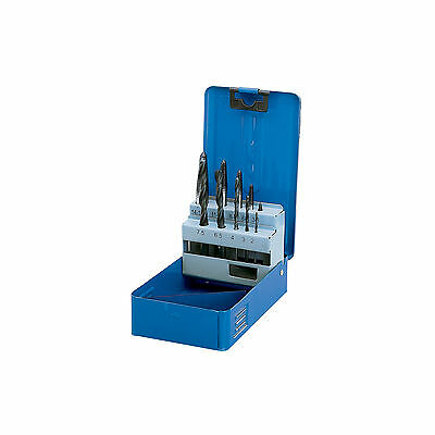 Draper 10 Piece Screw Extractor and HSS Drill Set - PN:SEDS-10
