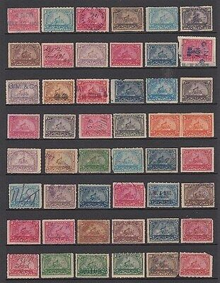 Us Documentary & Proprietary Revenue Stamps (Id:265/d39645)