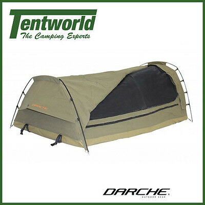 Darche Steel AWOL 2 Man / Person Double Dome Camping Swag - 1400