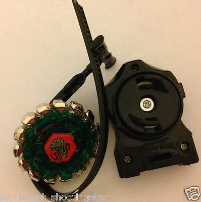 Metal Fusion Fight Master 4D Beyblade Poison Serpent BB69 with Launcher Ripcord
