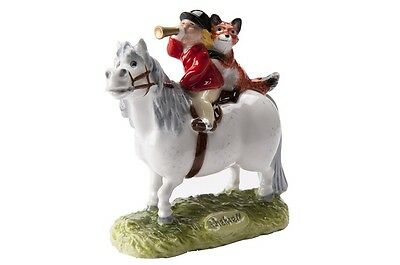 John Beswick Thelwell Halloa Away Pony (Grey) Figurine NEW in BOX  19681