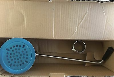 """Sink Drain Fitting 3 1/2"""" X 1 1/2"""" & 2"""" Outlet Kit"""