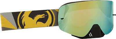 Dragon Nfx Goggle Flair Yellow Grey W/gold Ion Lens