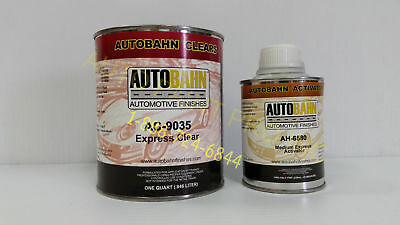 Autobahn AC-9035 Express Clear Coat like Finish1 FC720