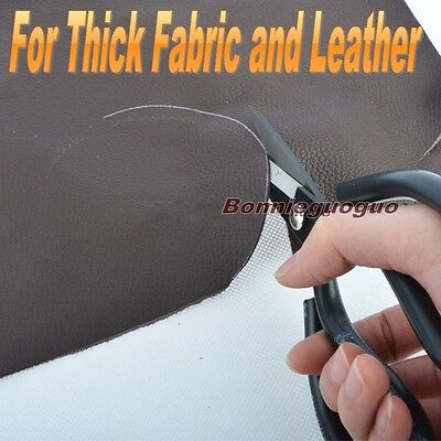 Professional Heavy Duty Dressmaking Tailor Scissors for Thick Fabric and Leather