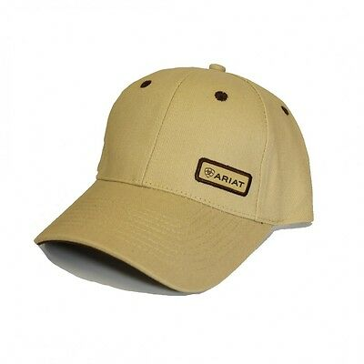 ARIAT - Contrast Cap - Sandstone / Choc - ( 4-170 SAND/CHOC ) - New with Tags
