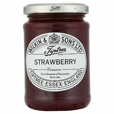 Wilkin & Sons Ltd Tiptree Strawberry Conserve 340g