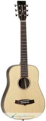 Tanglewood TWJLJ Java Travel Guitar Acoustic, Travel-size Guitar.