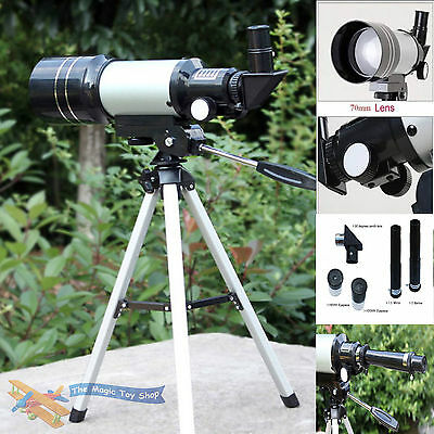 F30070M HD Proffessional High-Power Astronomical Monocular Refractive Telescope
