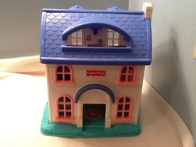 Fisher Price Little People Doll House 1996 #2511