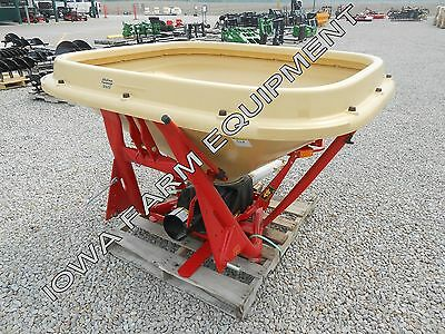 Pendulum Grass Seeder,Fertilizer Spreader,Warm Season Grasses: Vicon PS604, 23Bu