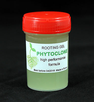 FINAL! Rooting Hormone Gel PHYTOCLONE for plant cuttings, 50 ml. Free shipping