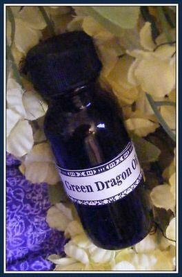 GREEN DRAGON HOODOO  OIL ~ Financial Problems, Debts, Protection,