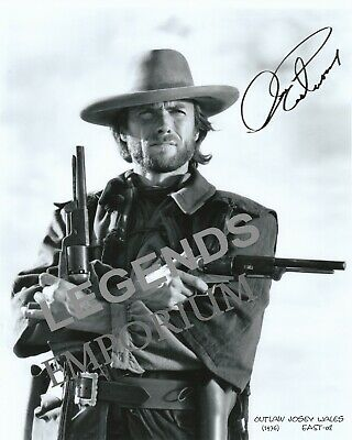 Clint Eastwood - OUTLAW JOSIE WALES REPRINT EAST-08