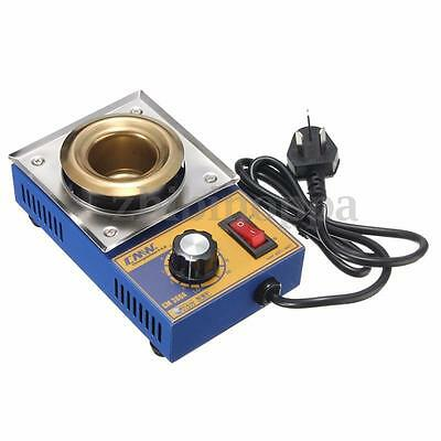 Solder Pot Soldering Desoldering Stainless Steel Plate CM360A 100W 200-480℃ HOT