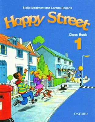 Happy Street: 1: Class Book by Stella Maidment 9780194338332 (Paperback, 2000)