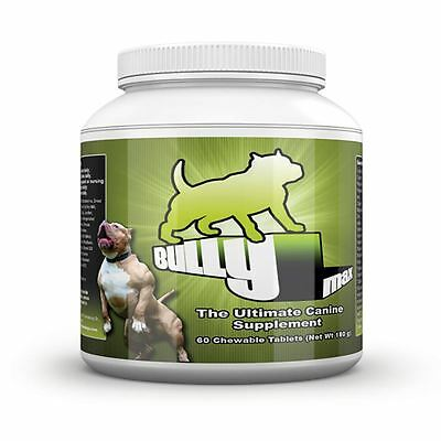 Bully Max Muscle Builder - 60ct. - Authorized Retailer - Ships Today