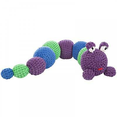 Hoooked Zpagetti DIY Crochet Kit Colourful Caterpillar - Fred