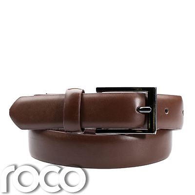 Boys Brown Belt, Brown Leather Belt, Boys Belts, Brown Accessories