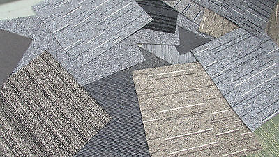 New Carpet Tiles  From $4.00 Per Tile  Second Hand From $2.50