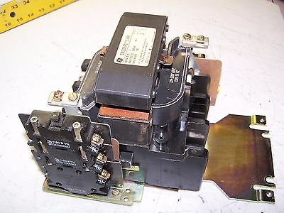 Ge Cr306F0**lvh Size 4 Contactor 135 Amp 600 Vac 120V Coil Cr306Fo**lvh