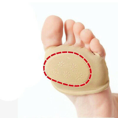 Ball Of Foot Pain Relief Pads Cushion Forefoot Metatarsal Morton's Neuroma
