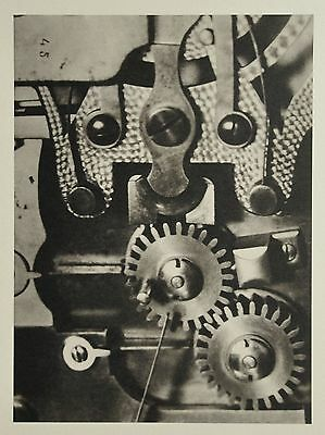 Germaine Krull Limited Edition Collotype Photo Technisches Museum Paris 1926 B&W