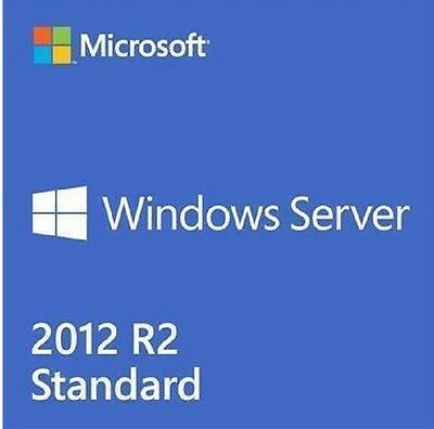 Microsoft Windows Server Standard 2012 R2 P73-06165 X64 English 1Pk