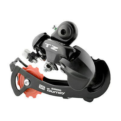 Shimano Tourney RD-TZ50 Bike Cycling Rear Derailleur 7/6-speed With Bolt Useful