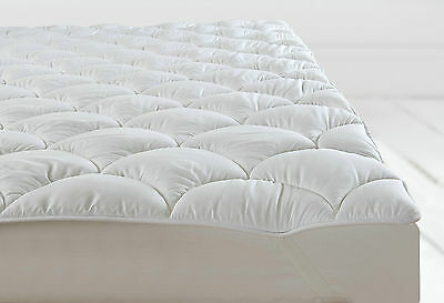 Cloud Orthopaedic Mattress Toppers Single Double King Super King Bed