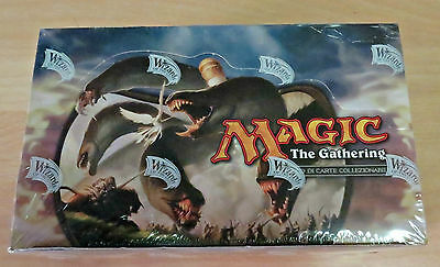 MTG Magic CONFLUX BOOSTER BOX ITALIANO NEW SEALED ITALIANO NUOVO IMBALLATO
