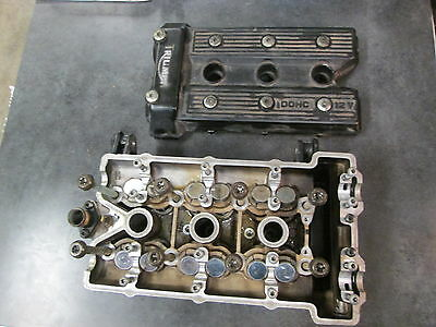 93-98 Triumph Sprint 900 Cylinder Head, Valves & Cover 91-98 Trident