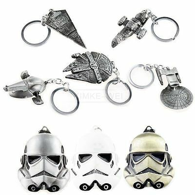 Star Wars Series Keychain Metal Key Chain Keyring Gift New